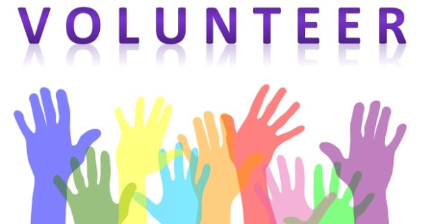 volunteer - it takes a village