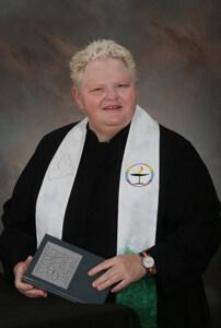 Aiken UU Church minister, Debra Guthrie