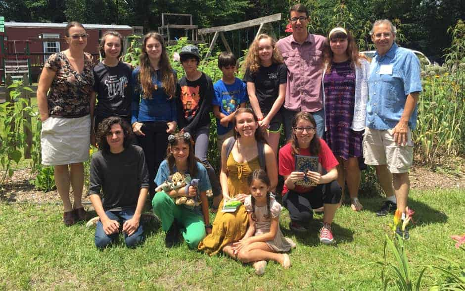 AUUC youth - Bridging Ceremony 2017