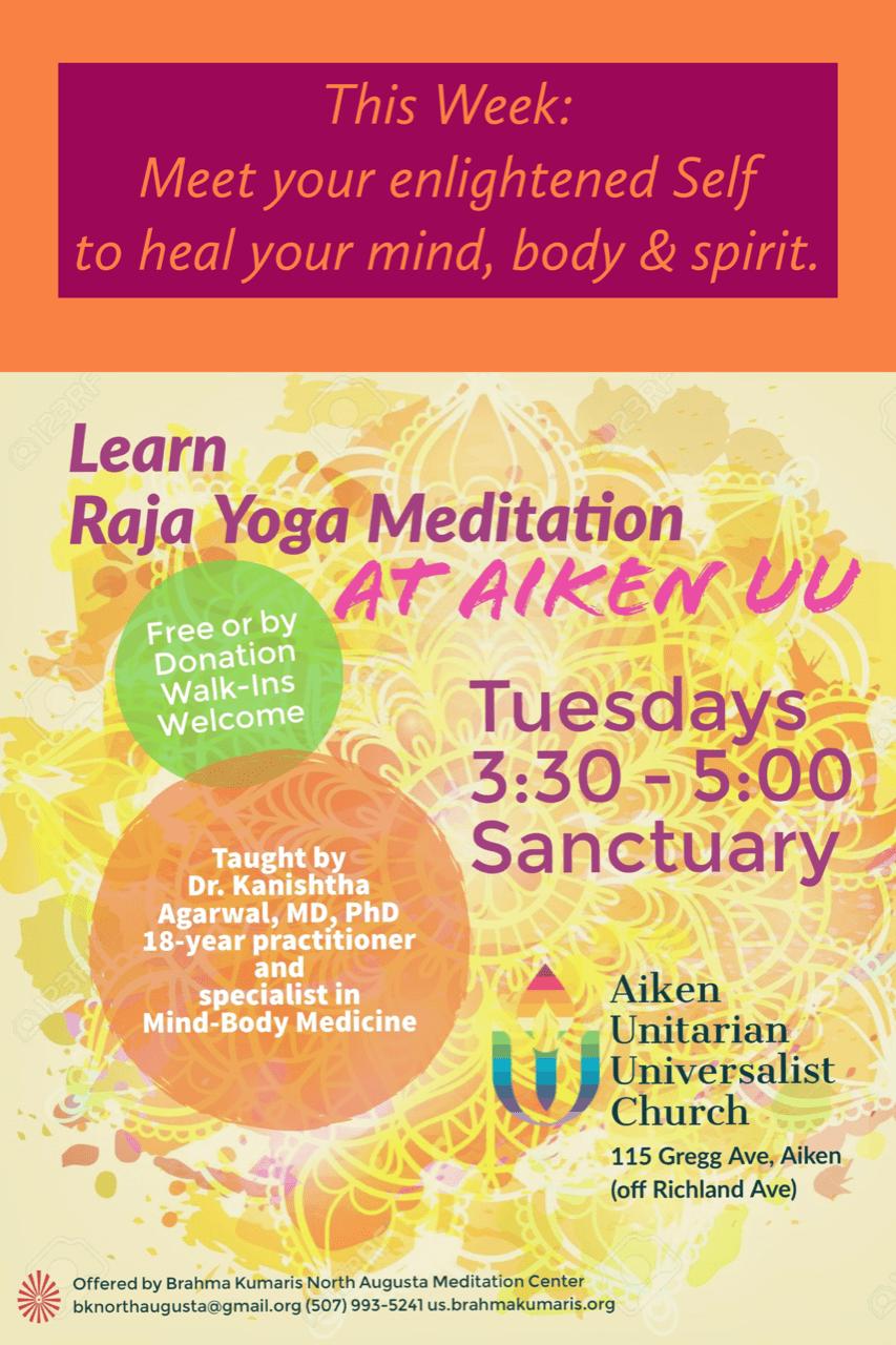 Raja Yoga Meditation