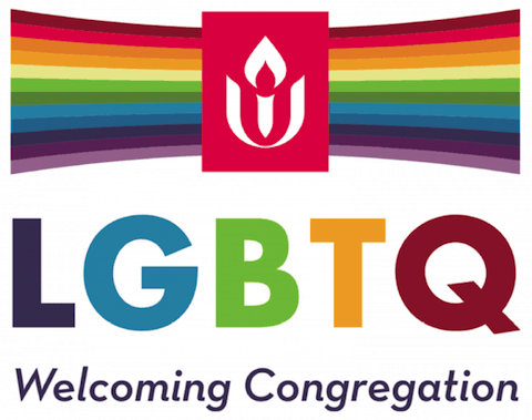 UUA Welcoming Congregation logo